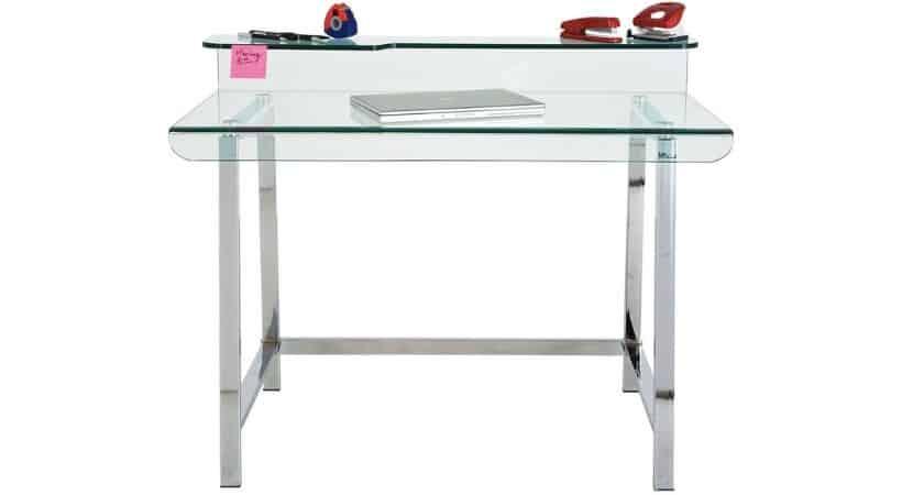 Glas skrivebord - KARE DESIGN Visible