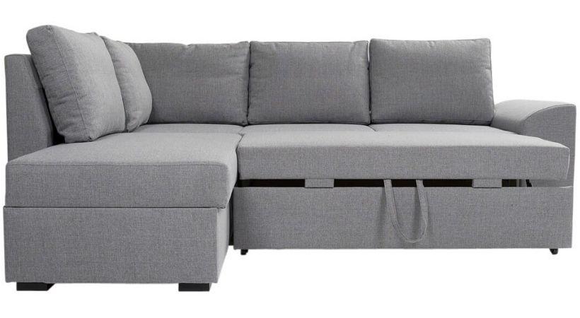 Hjørnesovesofa - Sofa med sovefunktion