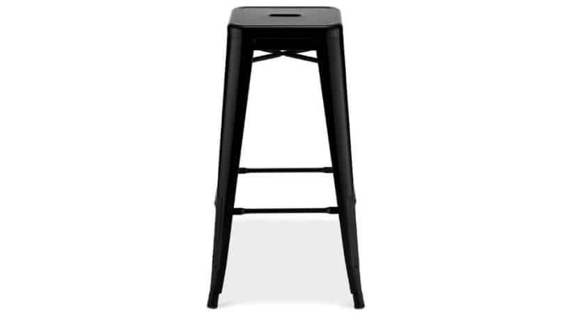 Barstol i fransk-inspireret design