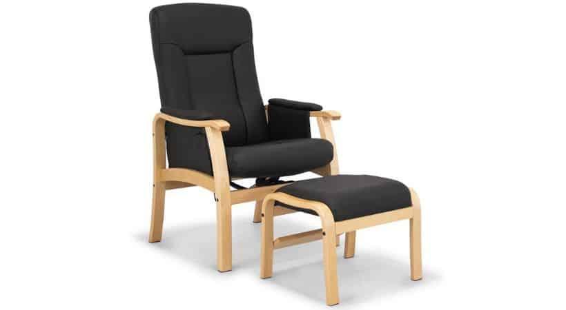 Otium lænestol - God stol til ældre mennesker