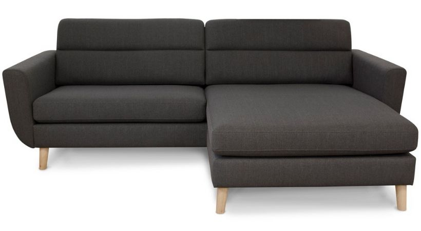 Vendbar chaiselong sofa - Arizona